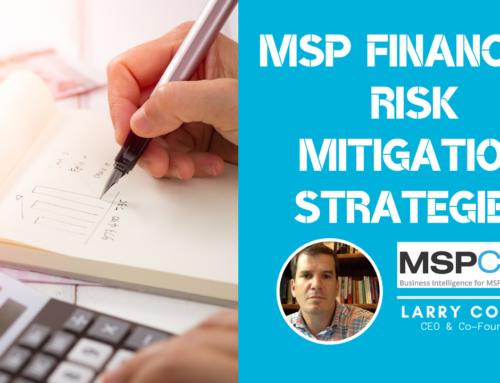 MSP Financial Risk Mitigation Strategies