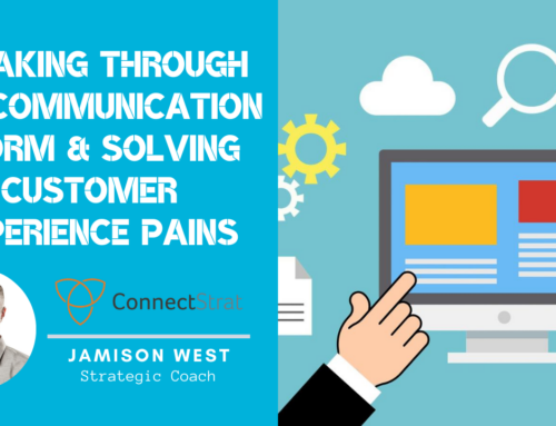 Breaking Through the Communication Storm and Solving Customer Experience Pains