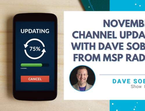 November Channel Update with Dave Sobel from MSP Radio