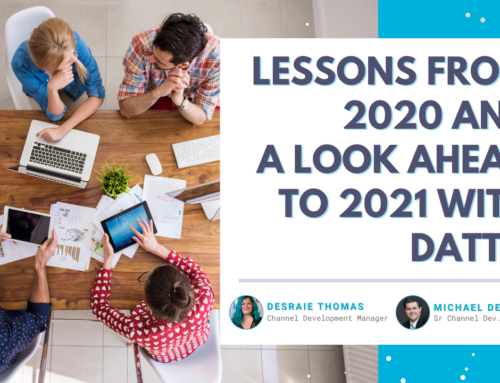 Lessons from 2020 and a Look Ahead to 2021 with Datto