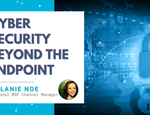 Cyber Security Beyond the Endpoint