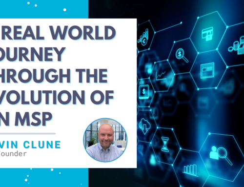 A Real World Journey Through the Evolution of an MSP