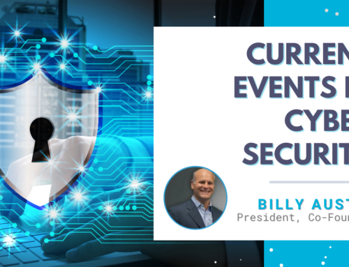 Current Events in Cyber Security