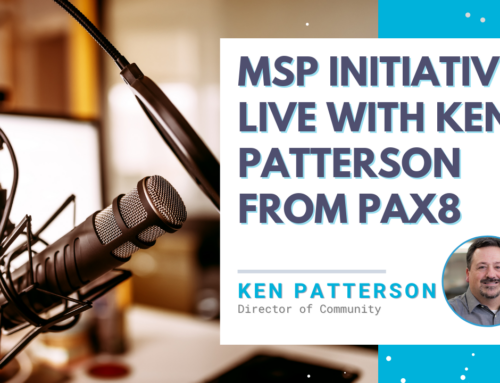 MSP Initiative LIVE with Ken Patterson & Alec Stanners