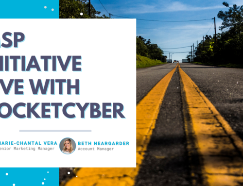 MSP Initiative LIVE with Marie-Chantal Vera and Beth Neargarder from RocketCyber