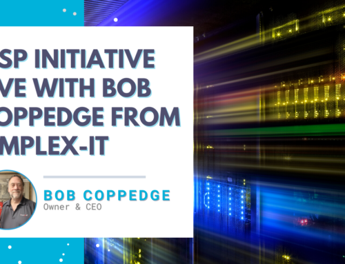 MSP Initiative LIVE with Bob Coppedge from Simplex-IT
