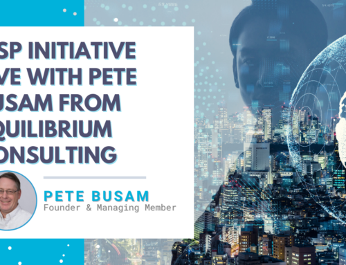 MSP Initiative LIVE with Pete Busam from Equilibrium Consulting