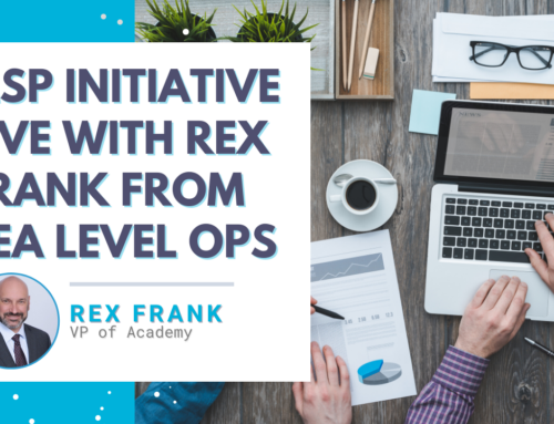 MSP Initiative LIVE with Rex Frank from Sea Level Ops