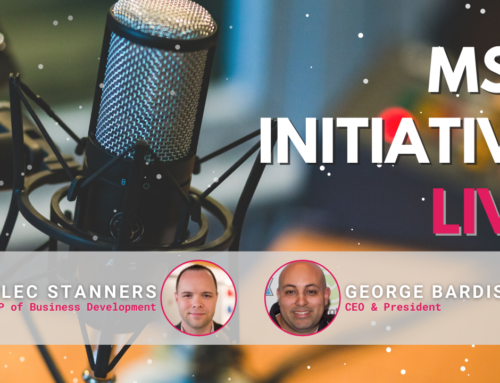 MSP Initiative LIVE with Alec Stanners & George Bardissi