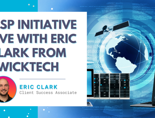 MSP Initiative LIVE with Eric Clark from SwickTech