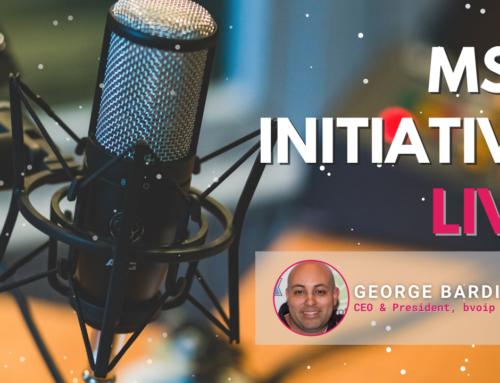 MSP Initiative LIVE with George Bardissi